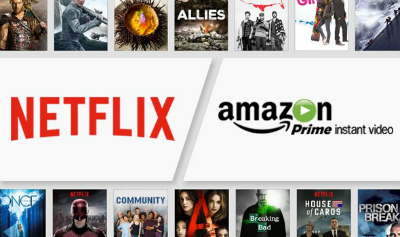 Netflix and Amazon Prime subscription