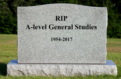 General Studies at A-level