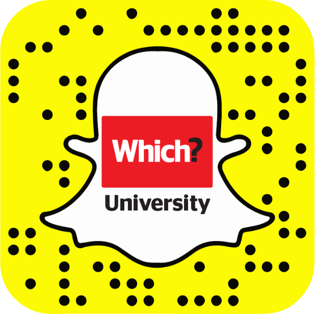 The Uni Guide Snapchat snapcode
