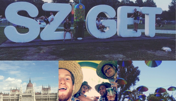 Dan's photo diary - Sziget